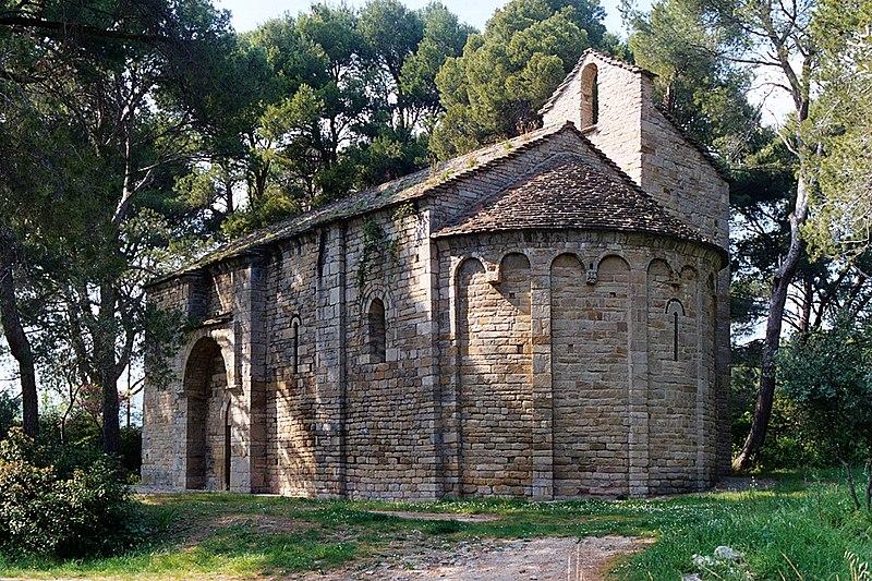 Photo du Monument Historique Chapelle Saint-Germain situé à Cesseras