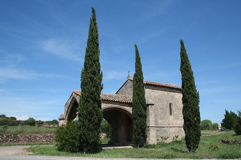 Photo du Monument Historique Chapelle Notre-Dame d'Hortus situé à Ceyras