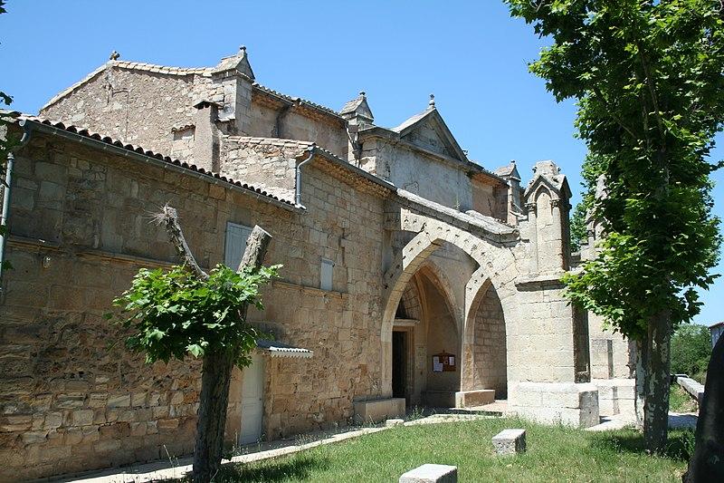 Photo du Monument Historique Chapelle Notre-Dame du Peyrou situé à Clermont-l'Hérault