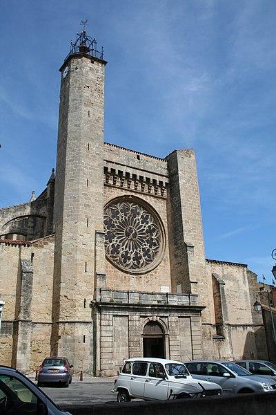 Photo du Monument Historique Eglise Saint-Paul situé à Clermont-l'Hérault
