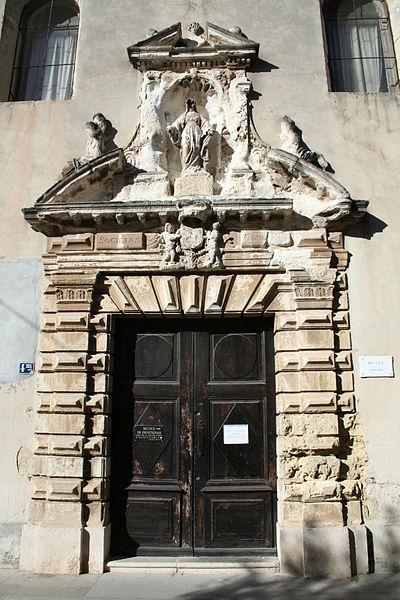 Photo du Monument Historique Chapelle des Pénitents situé à Frontignan