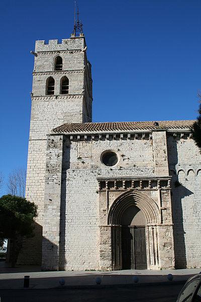 Photo du Monument Historique Eglise Saint-Paul situé à Frontignan