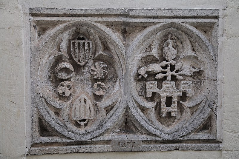 Photo du Monument Historique Immeuble situé à Frontignan