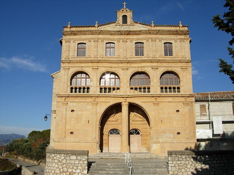 Photo du Monument Historique Eglise Notre-Dame-de-Grâce situé à Gignac