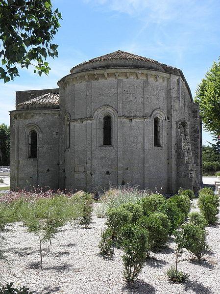 Photo du Monument Historique Eglise Saint-Laurent situé à Lattes
