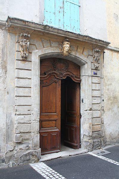 Photo du Monument Historique Hôtel de Benoît de la Prunarède situé à Lodève