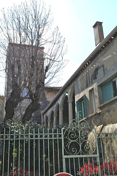 Photo du Monument Historique Ancien château des comtes-évêques de Melgueil ou Maison Castanier-Rey situé à Mauguio