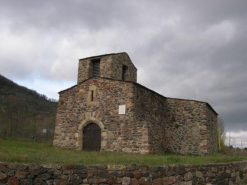 Photo du Monument Historique Ruines de l'ancienne église Saint-Pierre situé à Mérifons