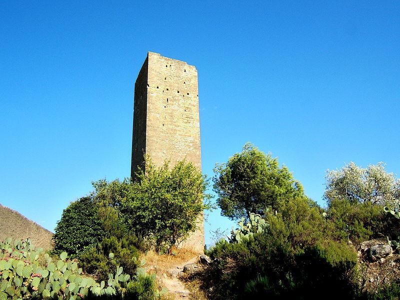 Photo du Monument Historique Tour situé à Montady