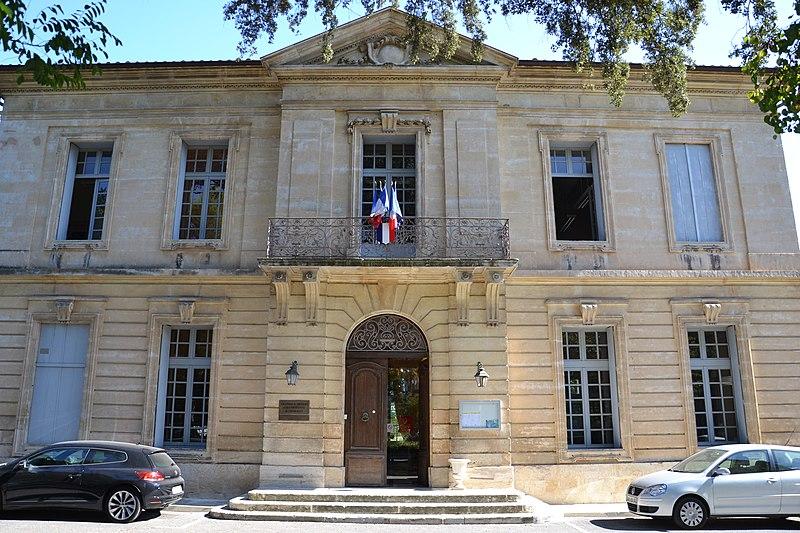 Photo du Monument Historique Château Levat situé à Montpellier
