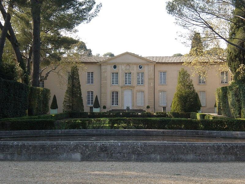 Photo du Monument Historique Château d'O situé à Montpellier