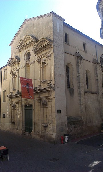 Photo du Monument Historique Couvent de la Visitation situé à Montpellier