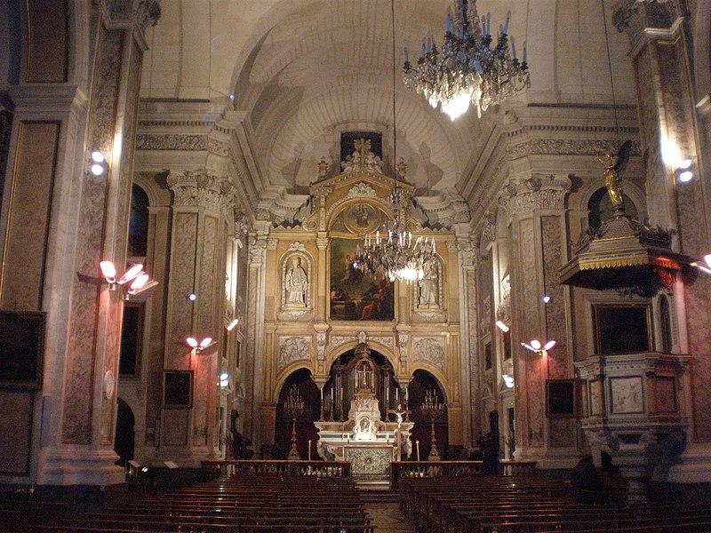 Photo du Monument Historique Eglise Notre-Dame des Tables situé à Montpellier