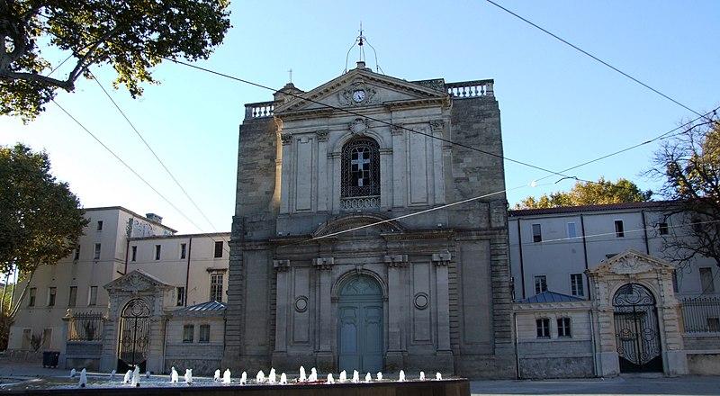Photo du Monument Historique Hôpital Général Saint-Charles et clinique Saint-Charles situé à Montpellier