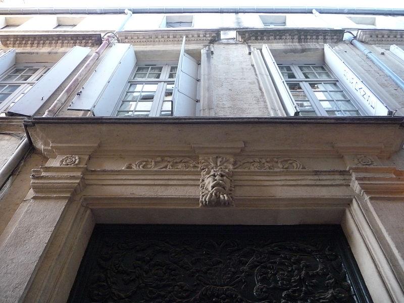 Photo du Monument Historique Hôtel de Magny ou Cabanès de Puimisson situé à Montpellier