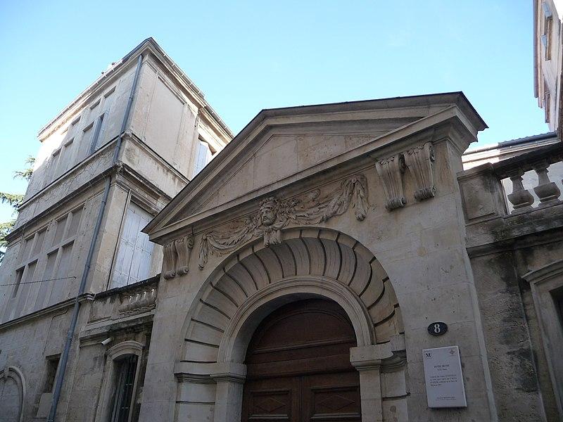 Photo du Monument Historique Hôtel Deydé situé à Montpellier