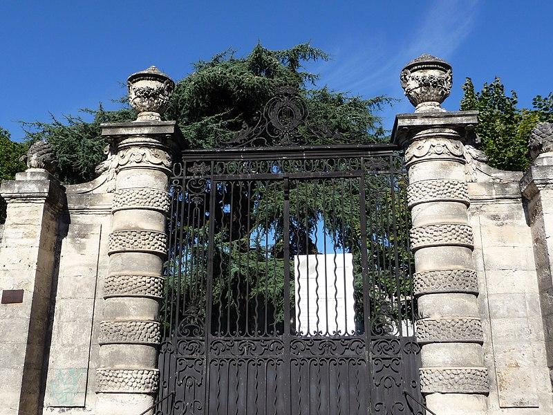 Photo du Monument Historique Hôtel Haguenot situé à Montpellier