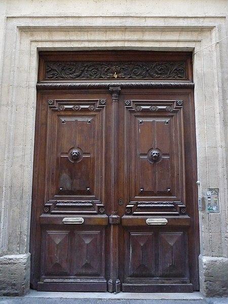Photo du Monument Historique Hôtel de Manse situé à Montpellier