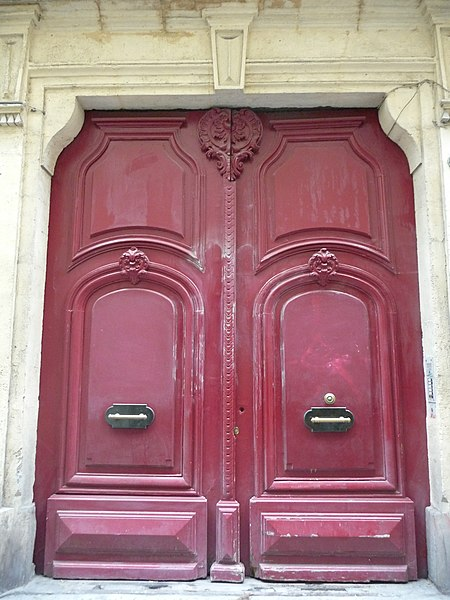 Photo du Monument Historique Hôtel de Montferrier situé à Montpellier