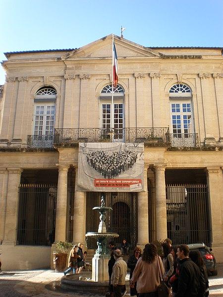Photo du Monument Historique Hôtel de Saint-Côme situé à Montpellier