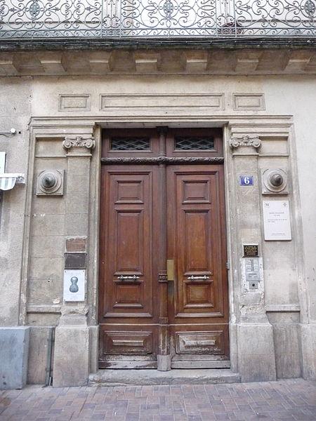 Photo du Monument Historique Immeuble situé à Montpellier