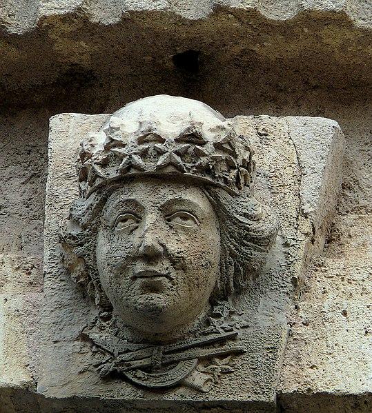Photo du Monument Historique Hôtel de l'Epine situé à Pézenas