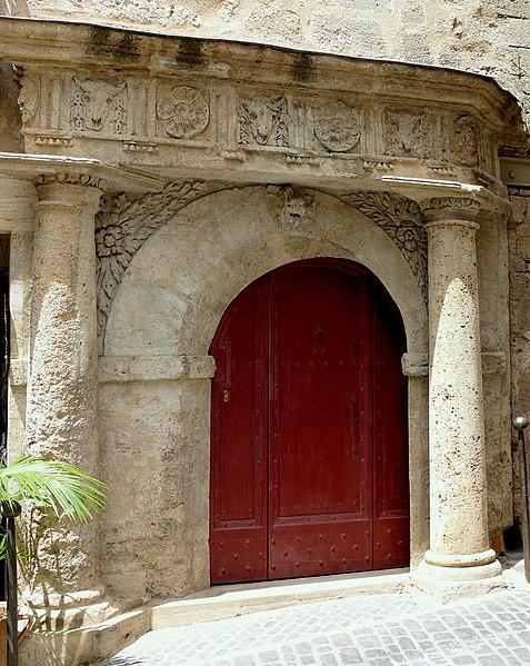 Photo du Monument Historique Ancienne prison consulaire situé à Pézenas