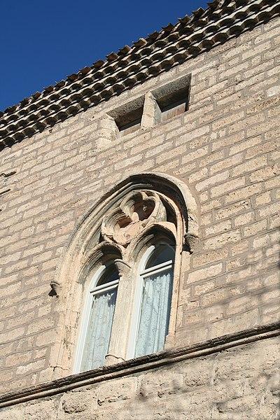 Photo du Monument Historique Presbytère situé à Poussan