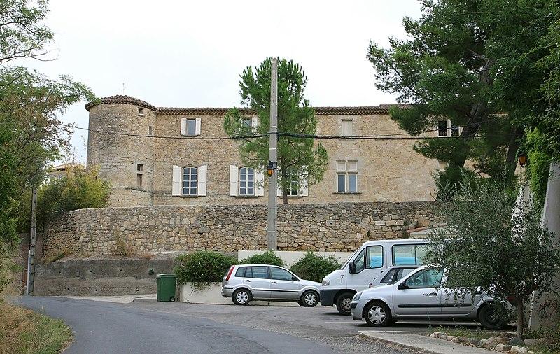 Photo du Monument Historique Château situé à Puilacher