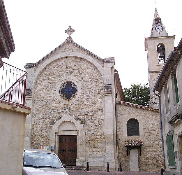 Photo du Monument Historique Borne milliaire situé à Saint-Aunès
