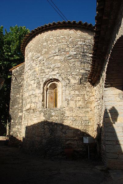 Photo du Monument Historique Eglise Saint-Martin situé à Sauteyrargues