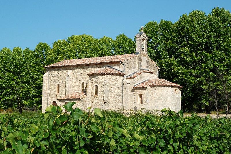 Photo du Monument Historique Eglise Notre-Dame d'Aleyrac situé à Sauteyrargues