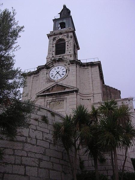 Photo du Monument Historique Eglise décanale Saint-Louis situé à Sète