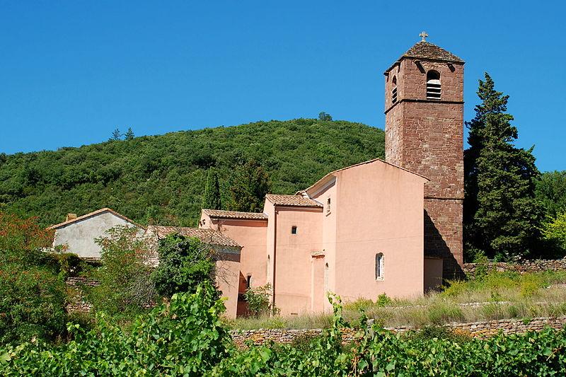 Photo du Monument Historique Eglise Sainte-Julie et Saint-Cyr de Saint-Xist situé à La Tour-sur-Orb