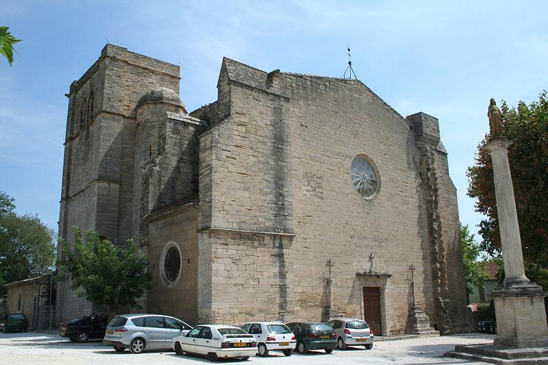Photo du Monument Historique Eglise Saint-Saturnin situé à Tourbes