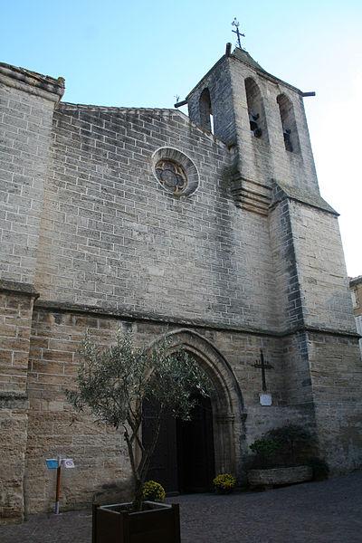 Photo du Monument Historique Eglise paroissiale Saint-Etienne situé à Valros