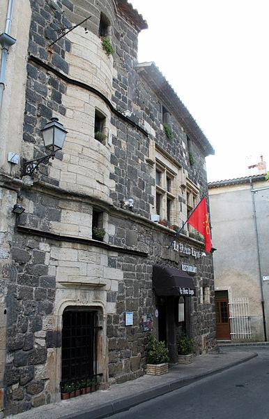 Photo du Monument Historique Maison Benezis situé à Vias