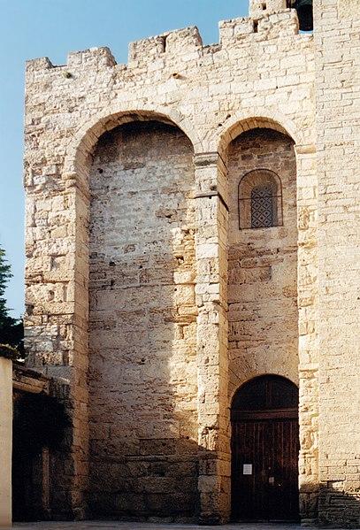 Photo du Monument Historique Eglise Sainte-Léocadie situé à Vic-la-Gardiole