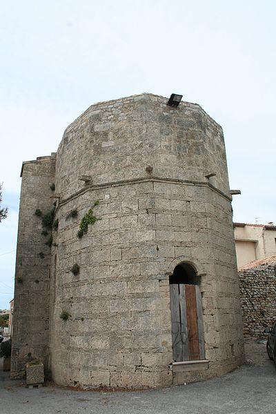 Photo du Monument Historique Ancienne église Notre-Dame-d'Aix situé à Balaruc-les-Bains