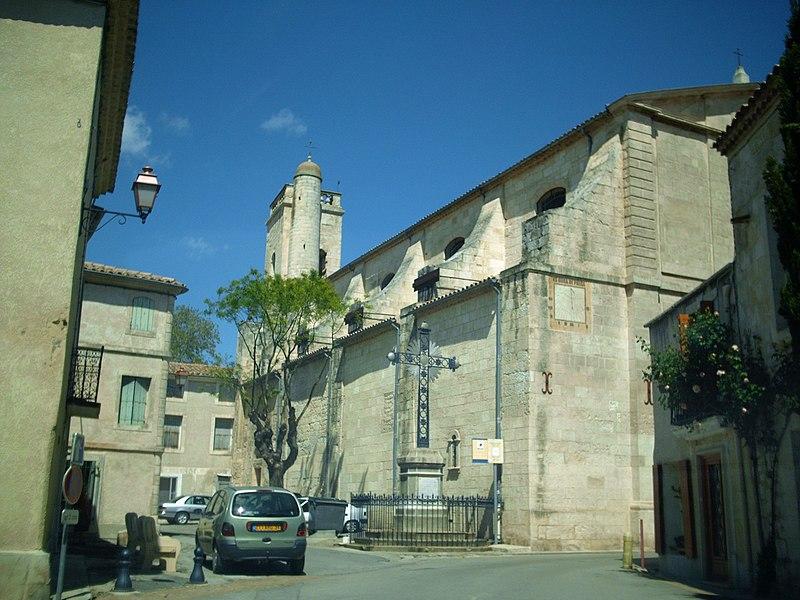 Photo du Monument Historique Arènes situé à Lansargues