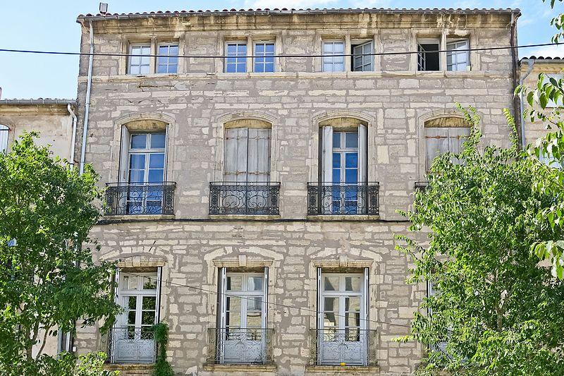 Photo du Monument Historique Hôtel de Loubatières (ou de Latude) situé à Pézenas