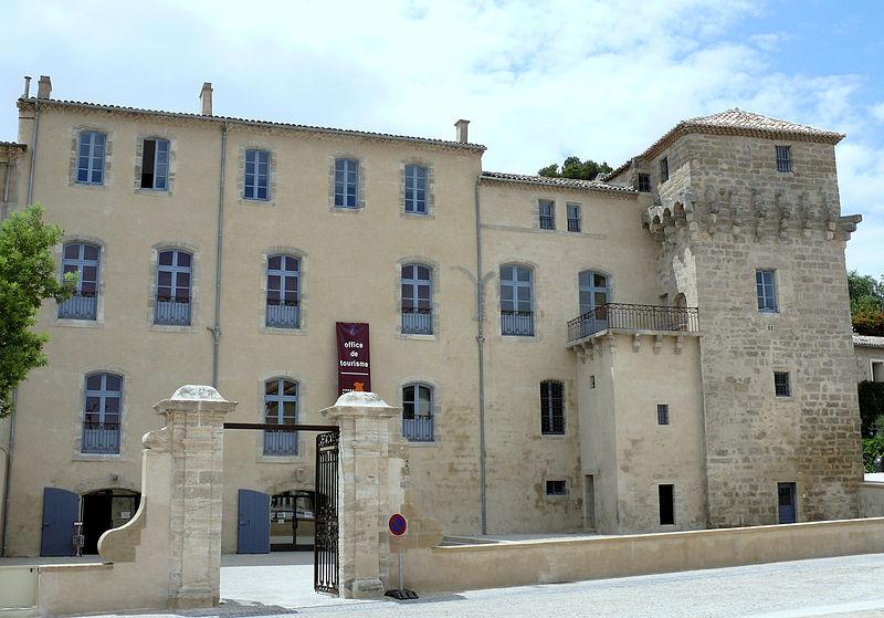 Photo du Monument Historique Ancien hôtel de Peyrat situé à Pézenas