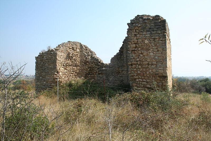 Photo du Monument Historique Vestiges archéologiques du Pallas situé à Mèze