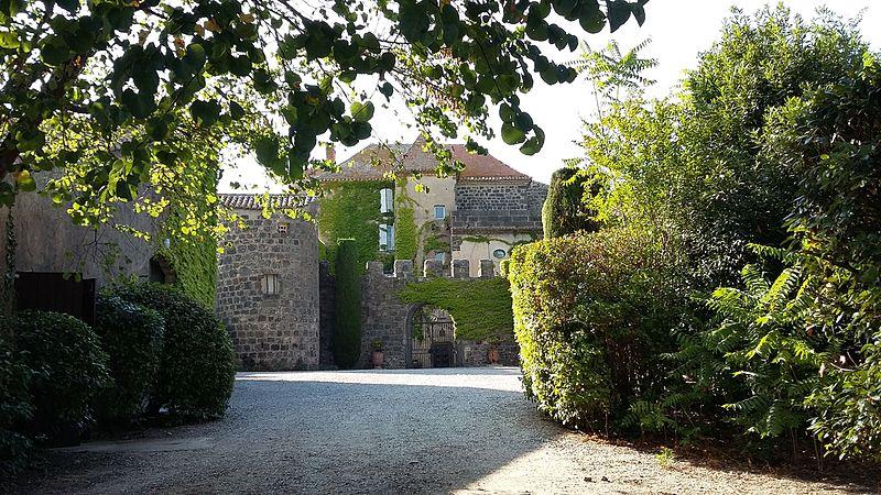 Photo du Monument Historique Château de Preignes-le-Vieux situé à Vias