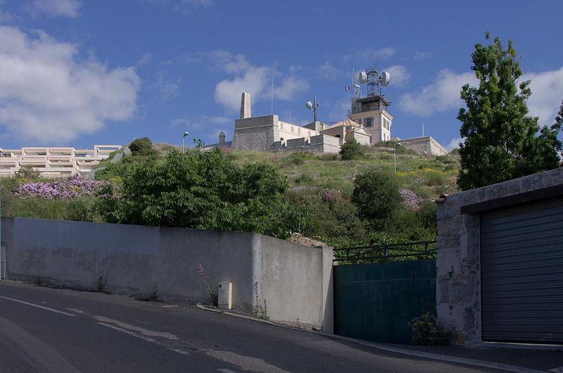 Photo du Monument Historique Fort Richelieu situé à Sète