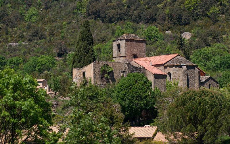 Photo du Monument Historique Eglise paroissiale Saint-Etienne de Dio situé à Dio-et-Valquières