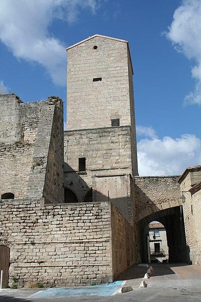 Photo du Monument Historique Ensemble médiéval situé à Pignan