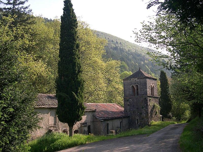 Photo du Monument Historique Chapelle Notre-Dame de Nize situé à Lunas