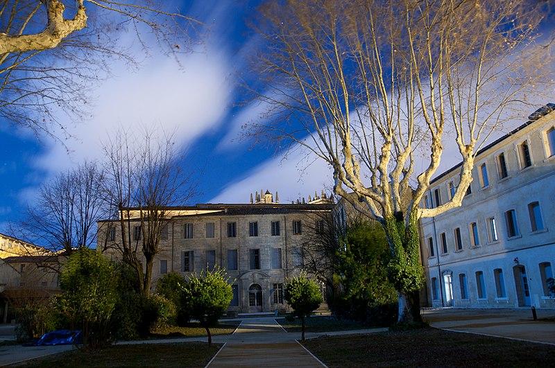 Photo du Monument Historique Ancien hôtel Duffau, ancien grand séminaire, maison Sénard-Paquier situé à Montpellier