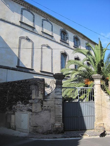 Photo du Monument Historique Hôtel Bérard de Montalet situé à Bessan
